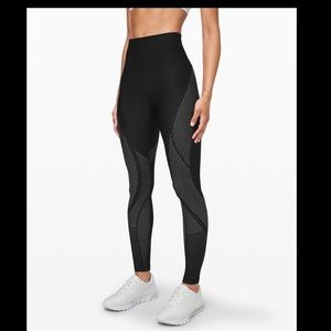 NWT Lululemon Mapped Out High Rise Tight 28